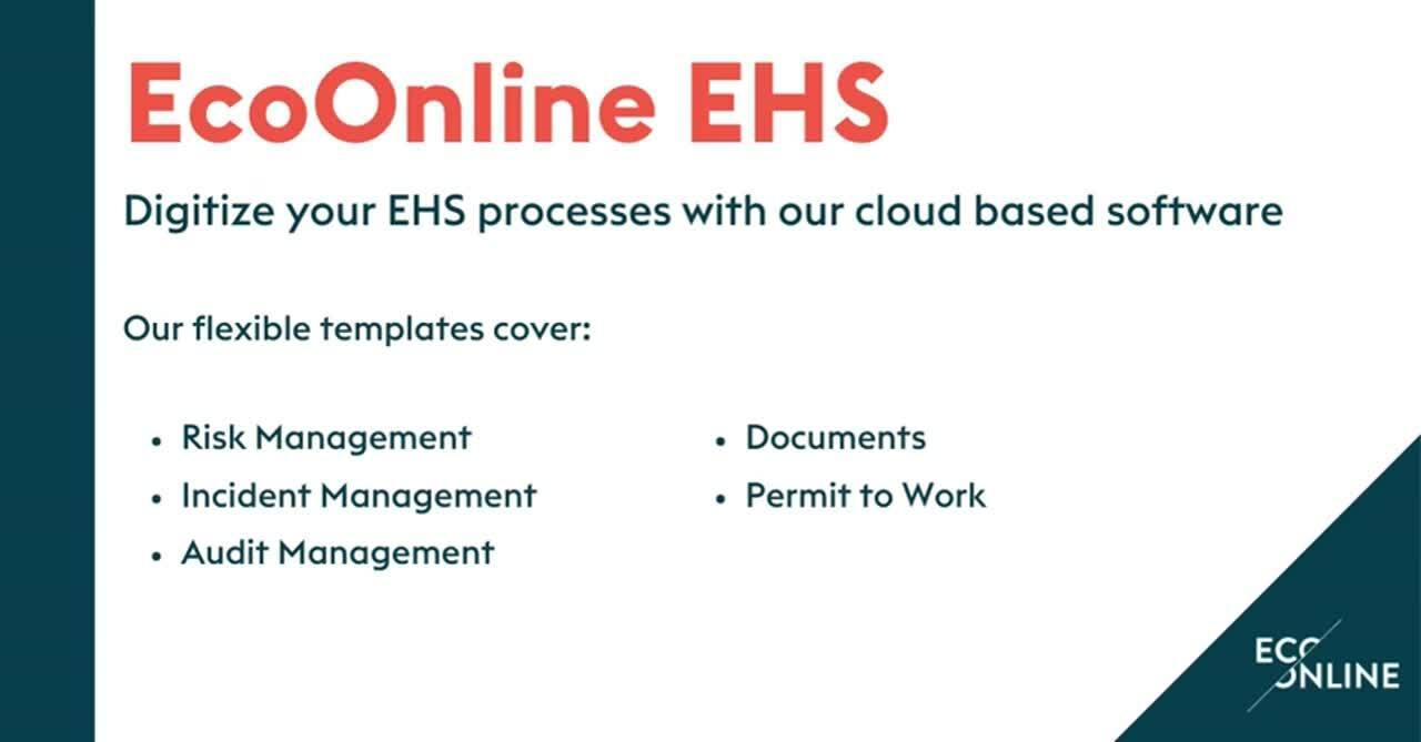 EcoOnline EHS Animation