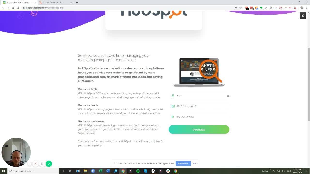 Content Details _ HubSpot