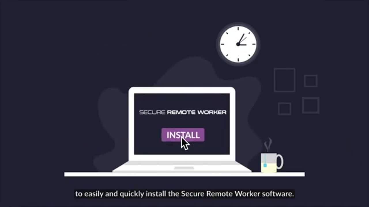 Secure Remote Worker - Enabling Secure Work at Home Using Personal Devices (1)