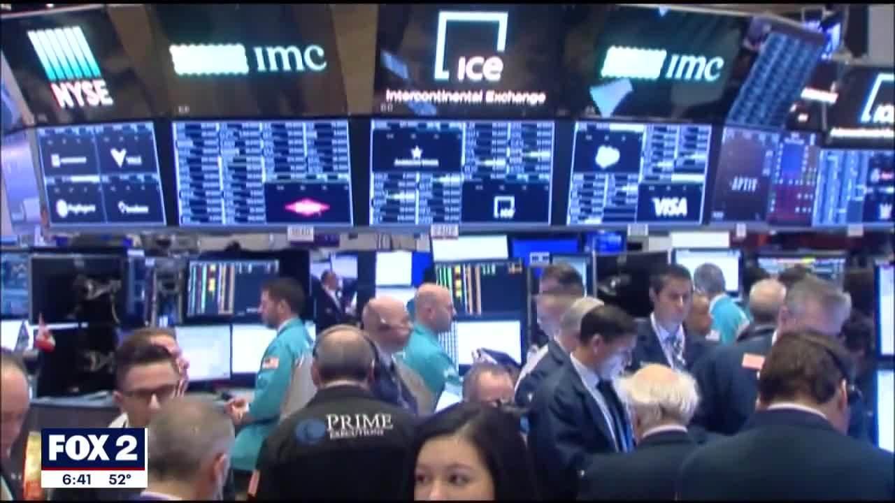 Stock Market WJBK 640pm 3-17-20