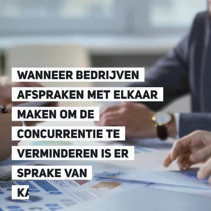 Video 1 - Juridisch kader van het Mededingingsrecht - Janneke ter Haar