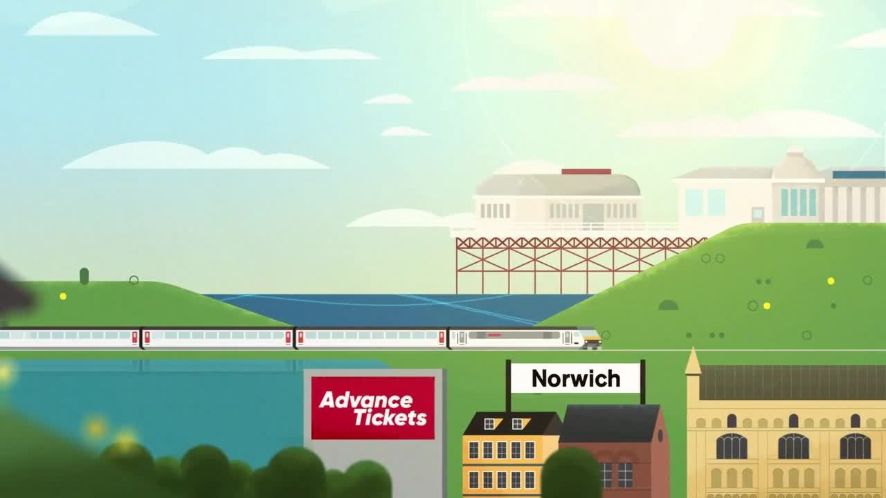 Greater Anglia - Spring Campaign