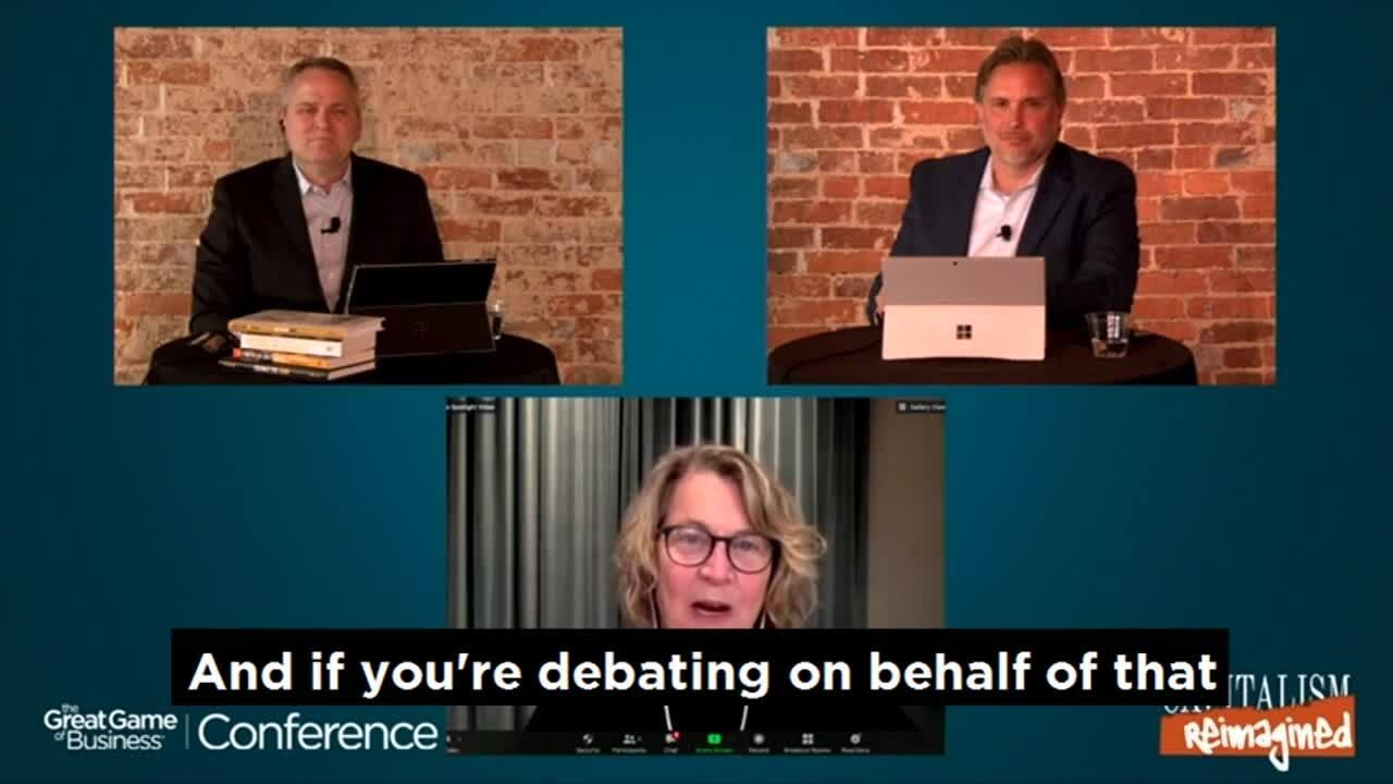 Patty McCord - Debate Vigorously