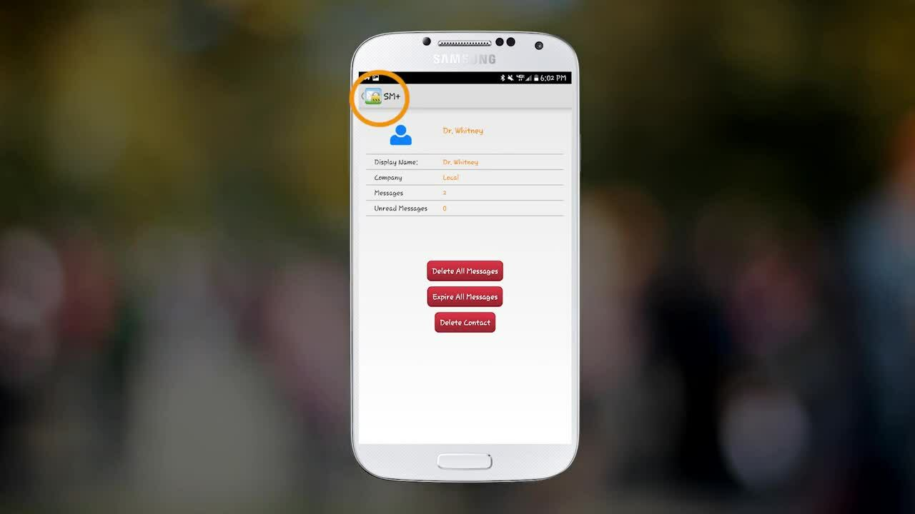 Startel SM+ for Android Training Video for the Contacts Feature
