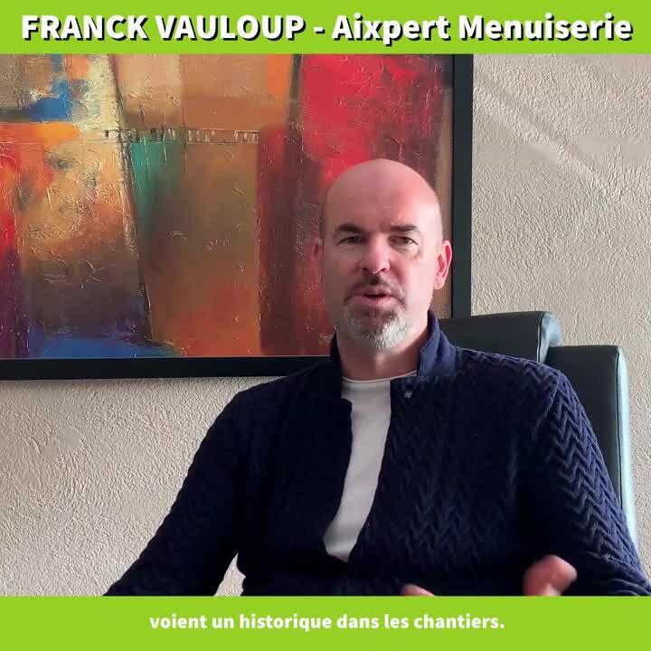 Témoignage Franck Vauloup pour LP