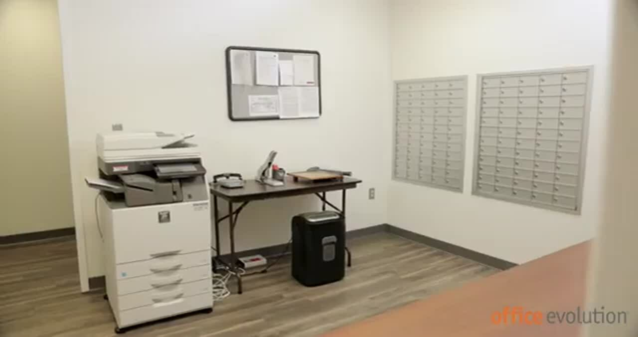 Virtual Tour of Office Evolution in Somerville NJ