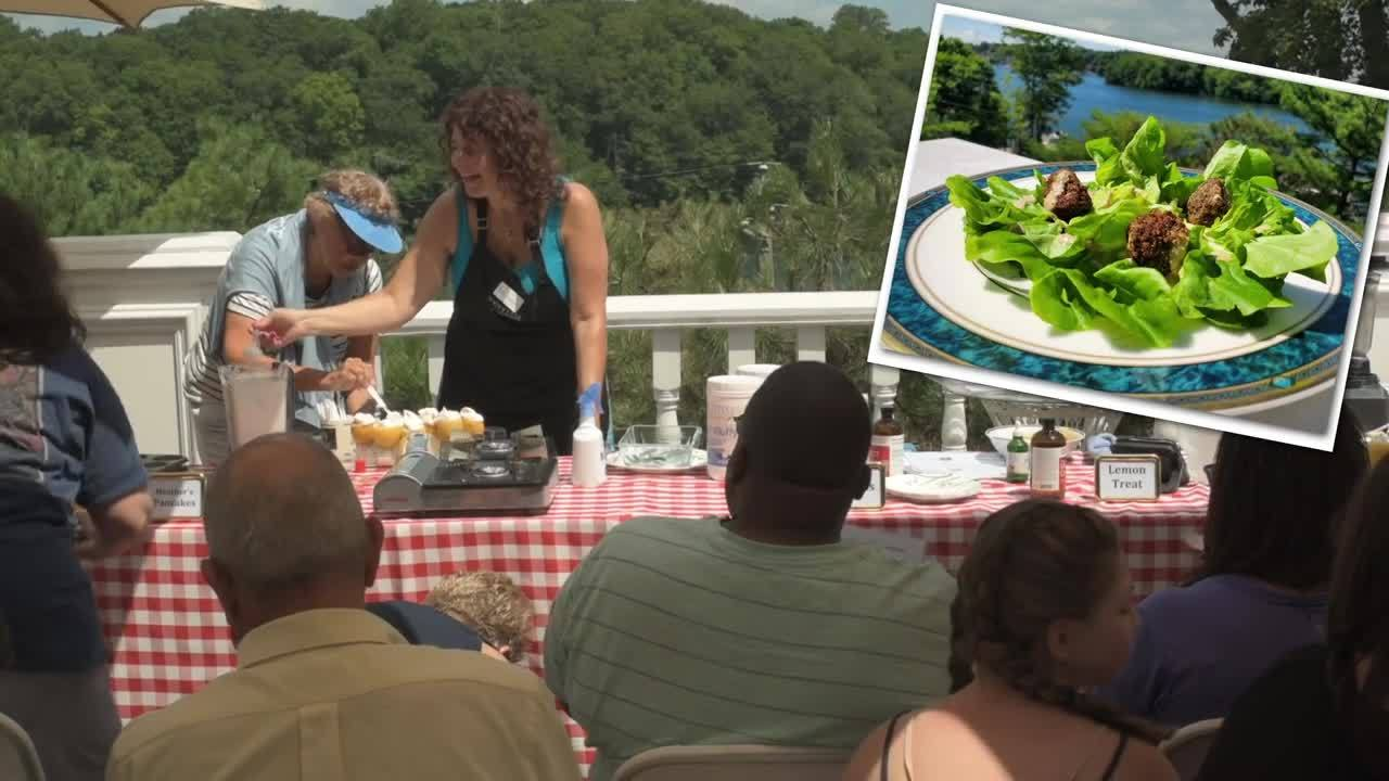Dr. Restivo Live Healthy Cooking Demonstration - July 2019 FINAL