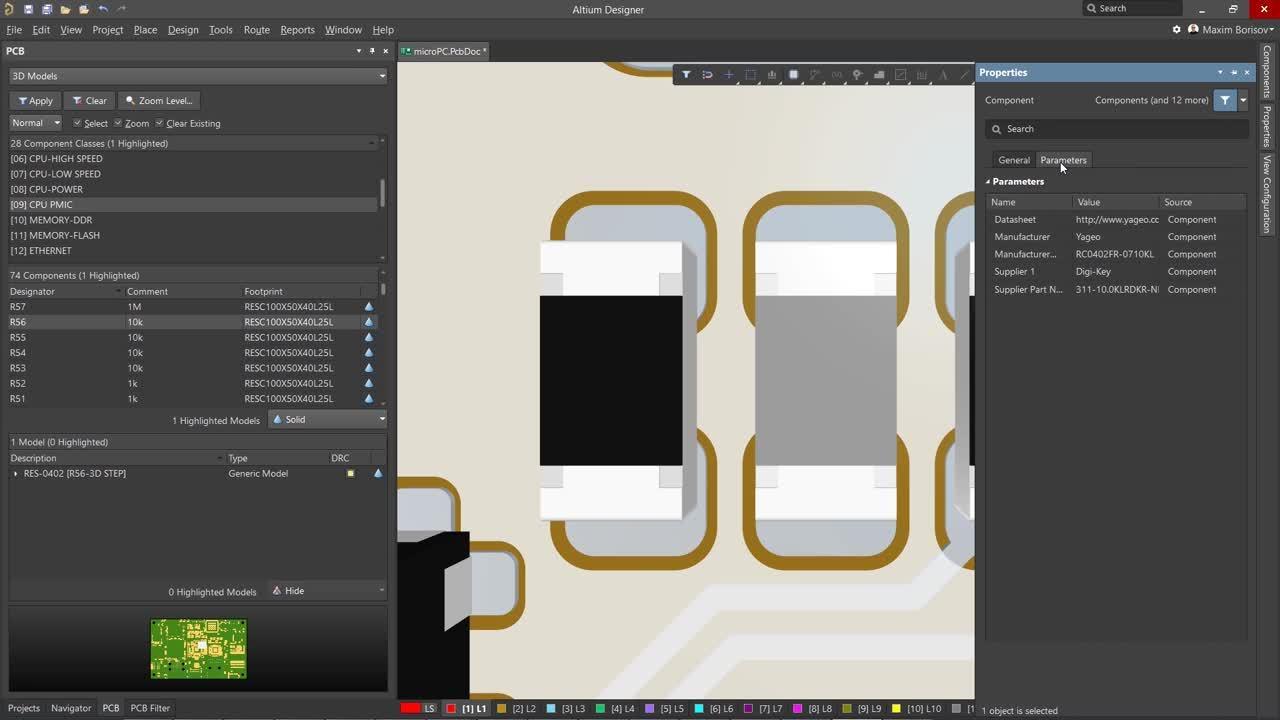 Altium Designer 20 Pcb Design Software