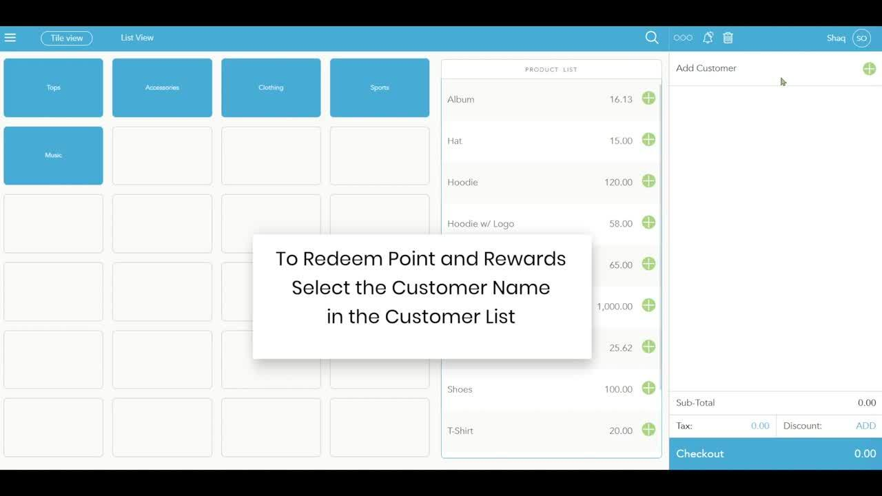 Points and Rewards - Oliver POS (1)