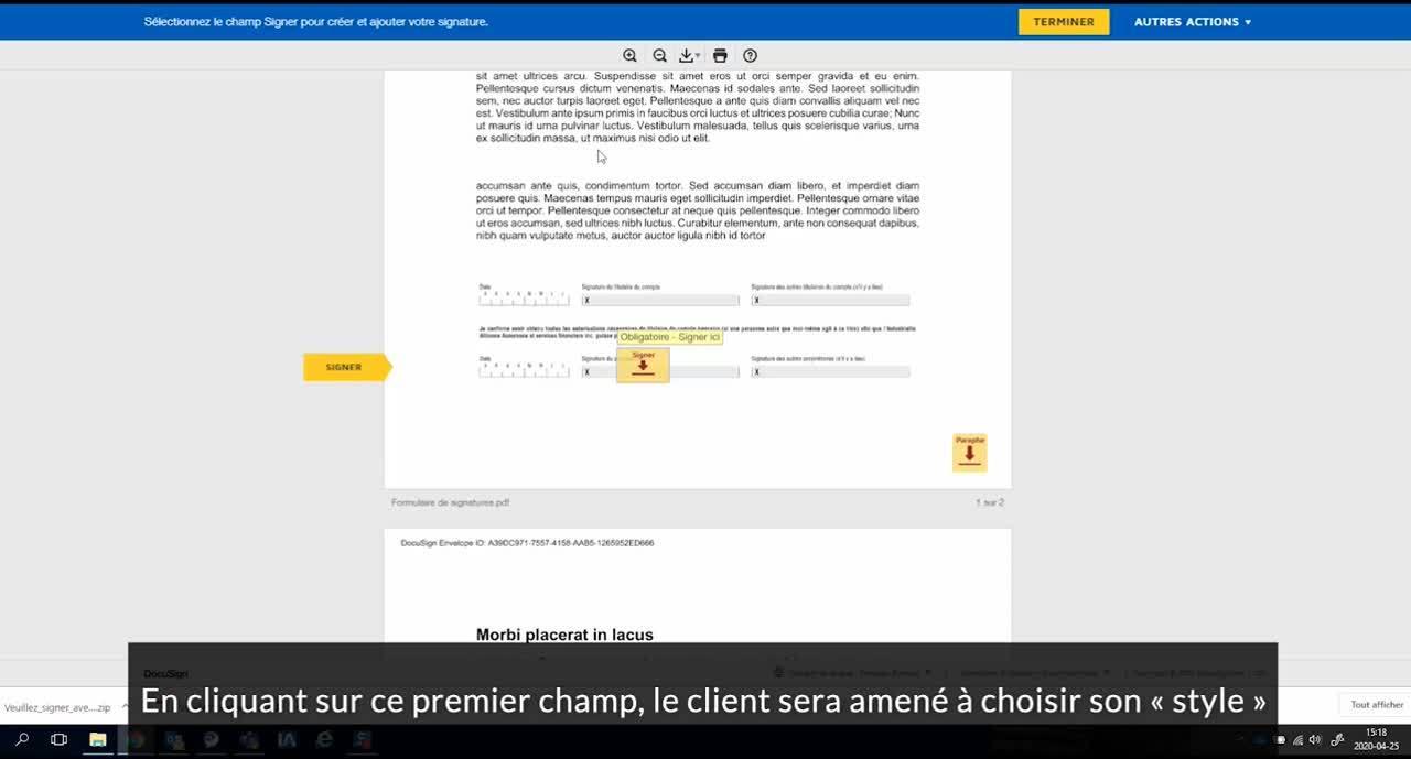 reception-des-documents-par-le-client-et-signature