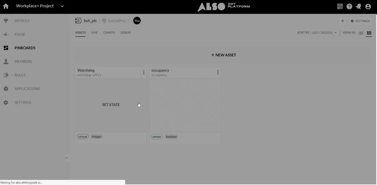 ALSO IoT Platform tutorial