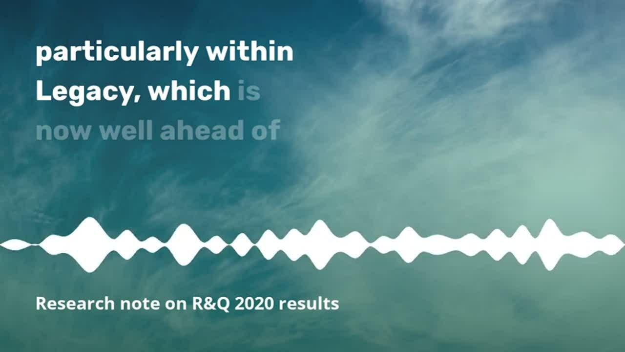 R & Q June 2021 audiogram