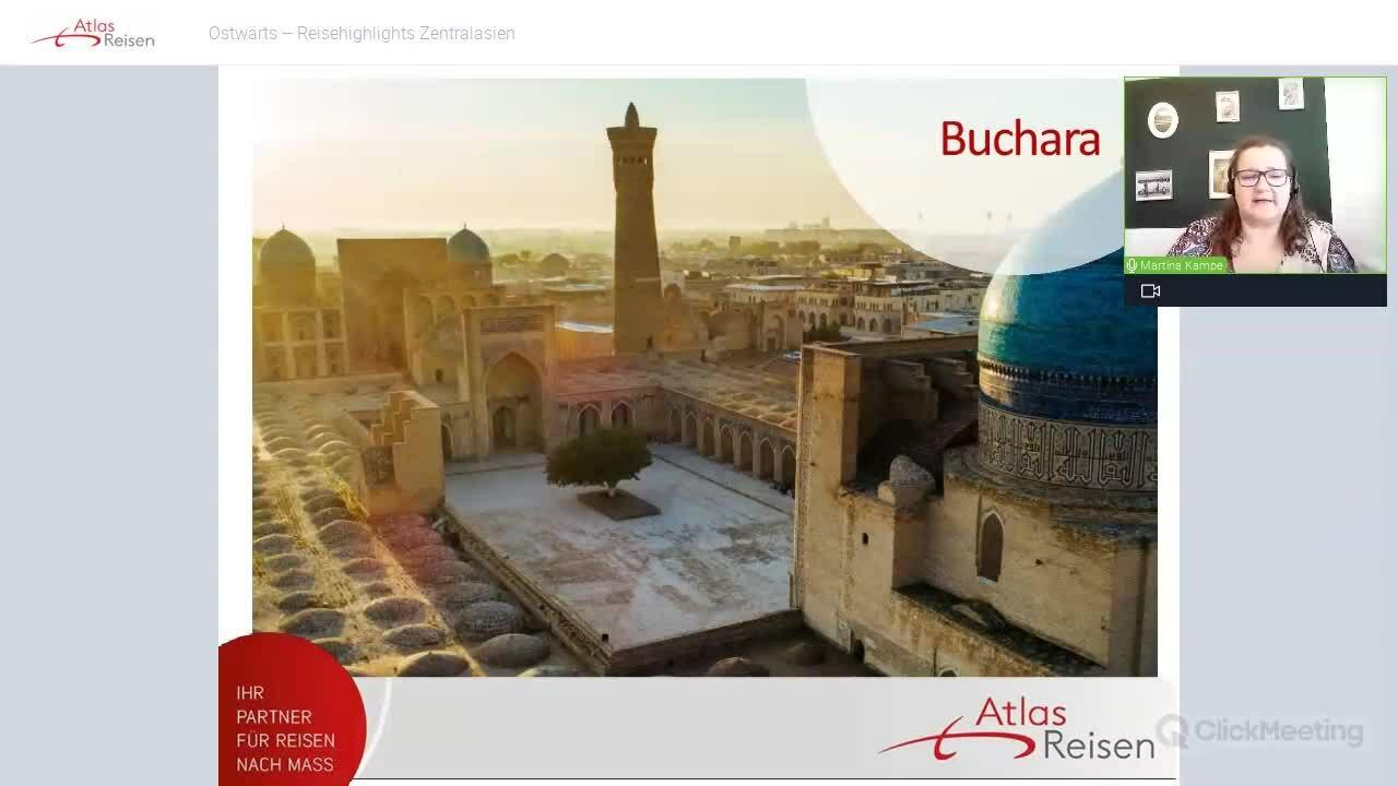 Ostwärts_Reisehighlights_Zentralasien - Aufzeichnung Vortrag