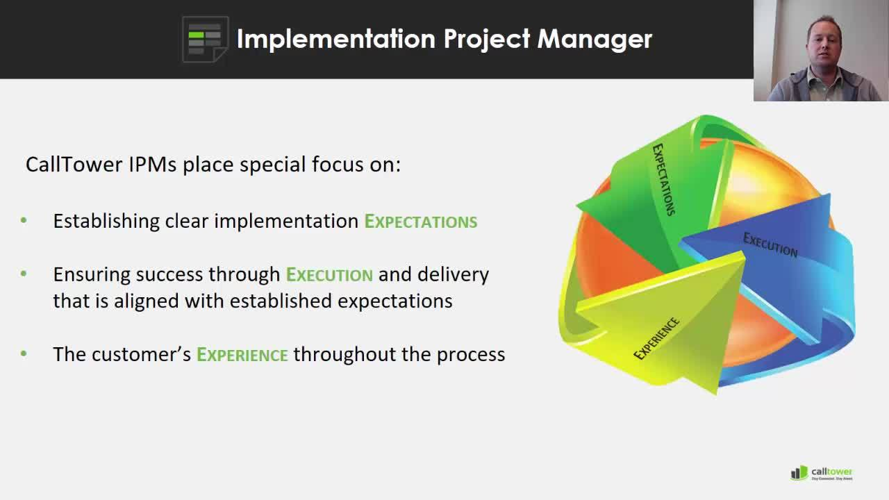 Implementation process Intro