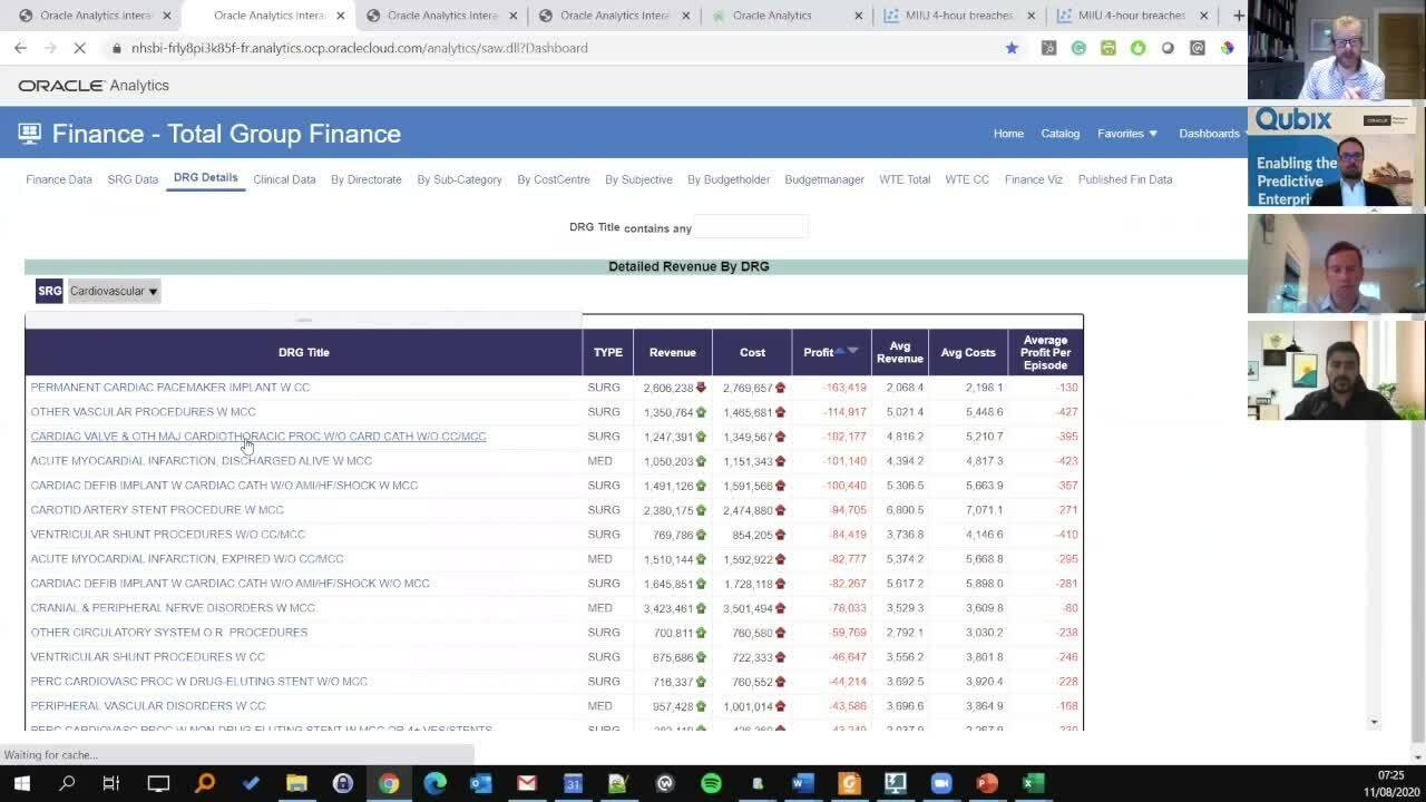 Qubix - Q.health Financial Webinar