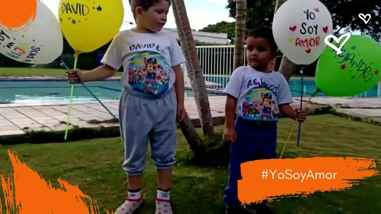 Vídeo 3 - Niños expresando su esencia