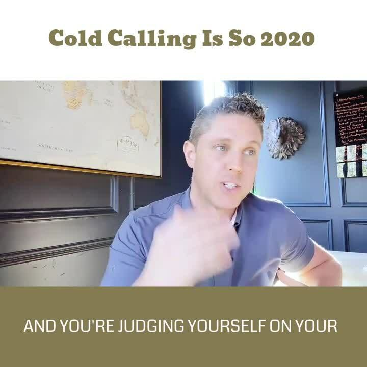Cold Calling Is So 2020