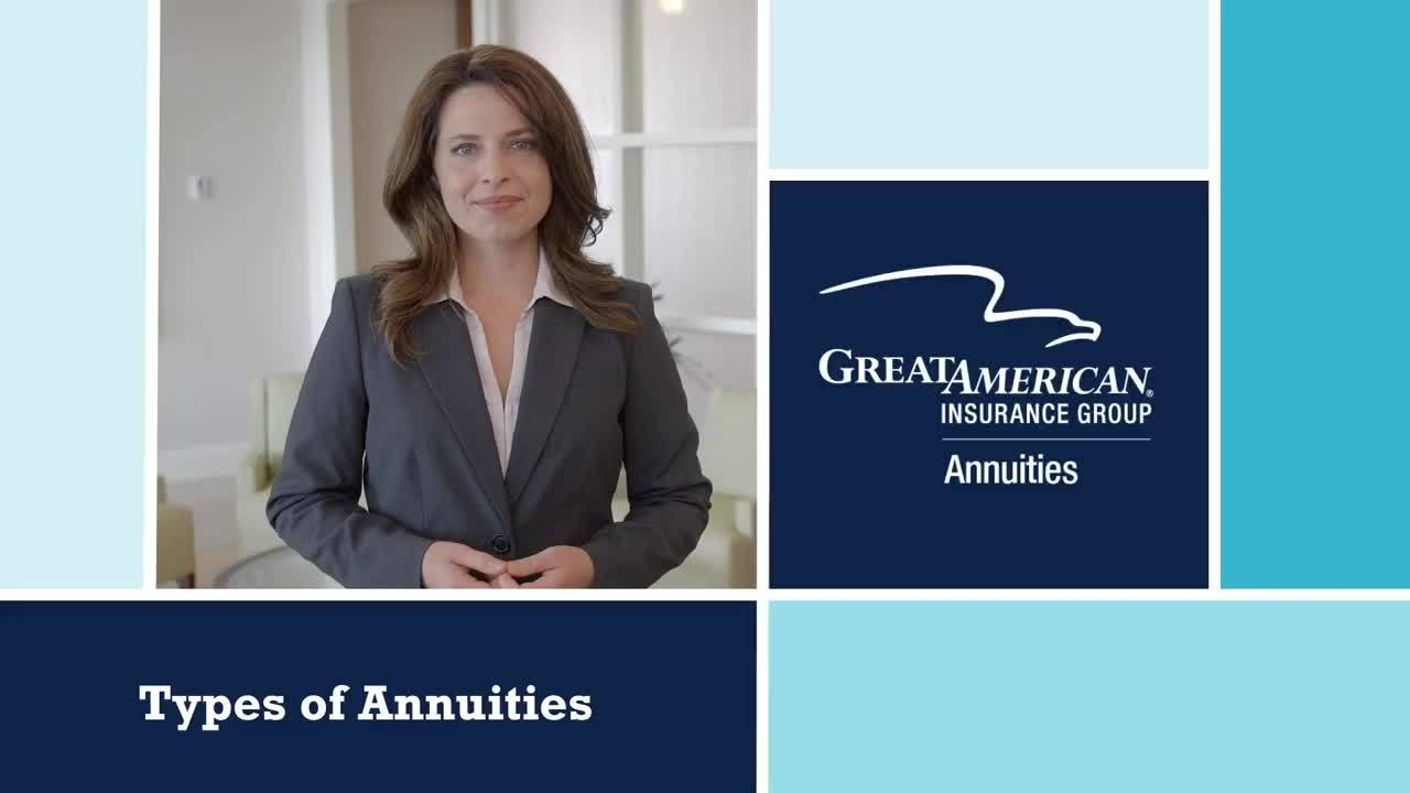 [video] Types of Annuities