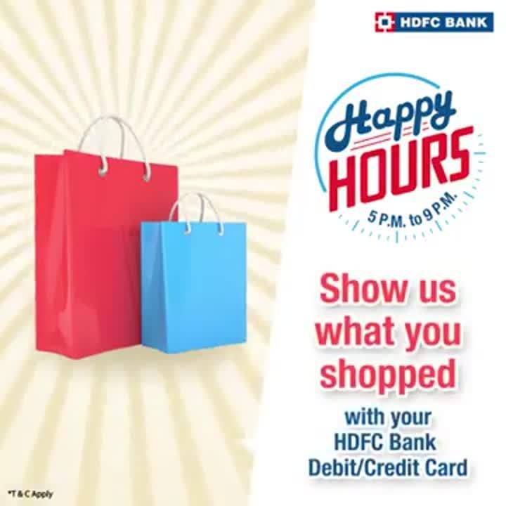 HDFCBank-HappyHour-Facebook