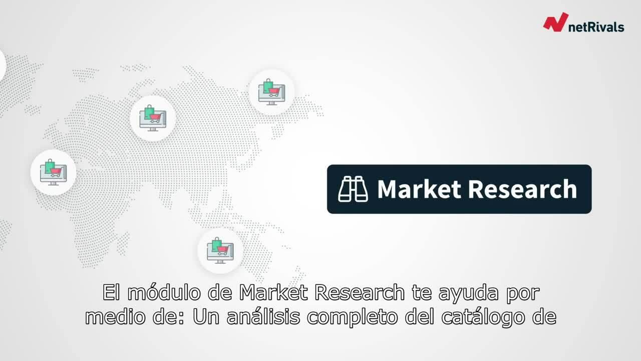 Market Research Subtitles ES Retail