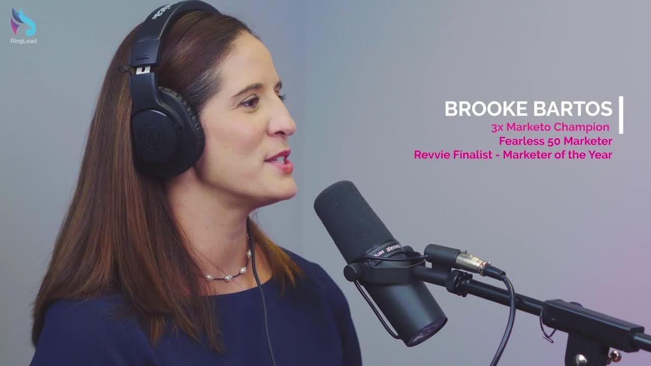 Brooke Bartos, Senior Manager Marketing Operations at Walker Sands Communications