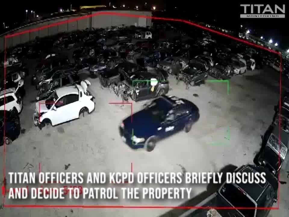 Midway Auto Arrest Video Sept 2019