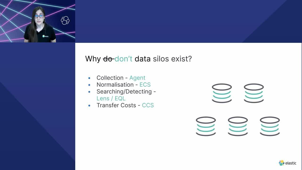 Video del Comprender el valor técnico de la eliminación de los silos de datos