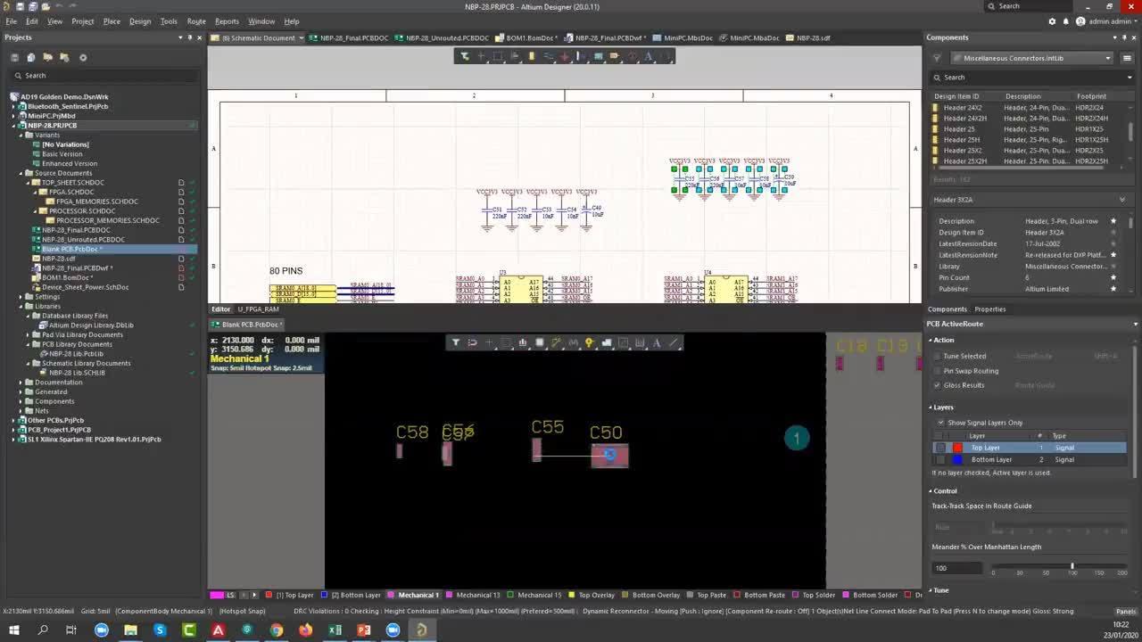 2020-01-23 - Altium Designer 20 - Overview - IT - Webinar - EMEA - ADSCVid