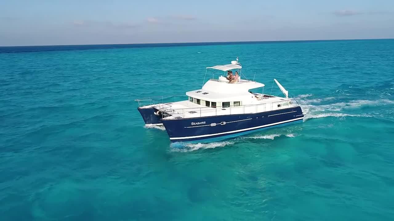 Catamaran Seabaris 2020