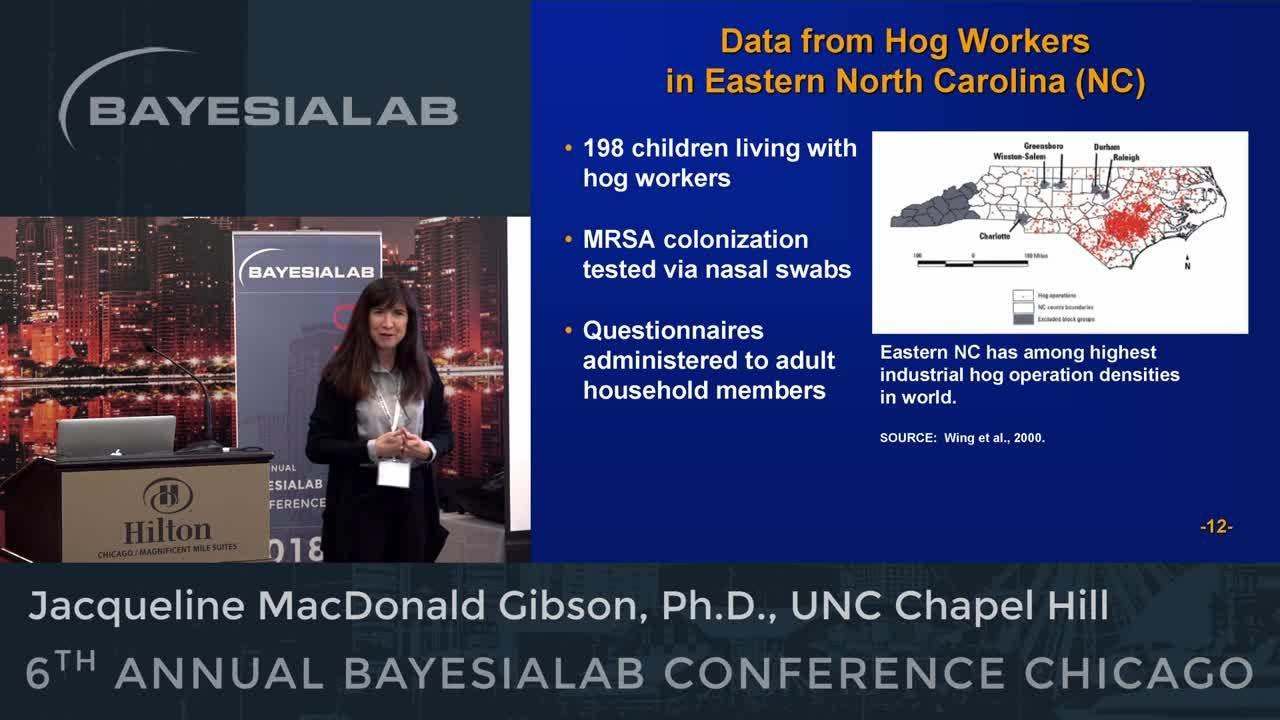 2018-11-01 BayesiaLab Conference MacDonald Gibson 2