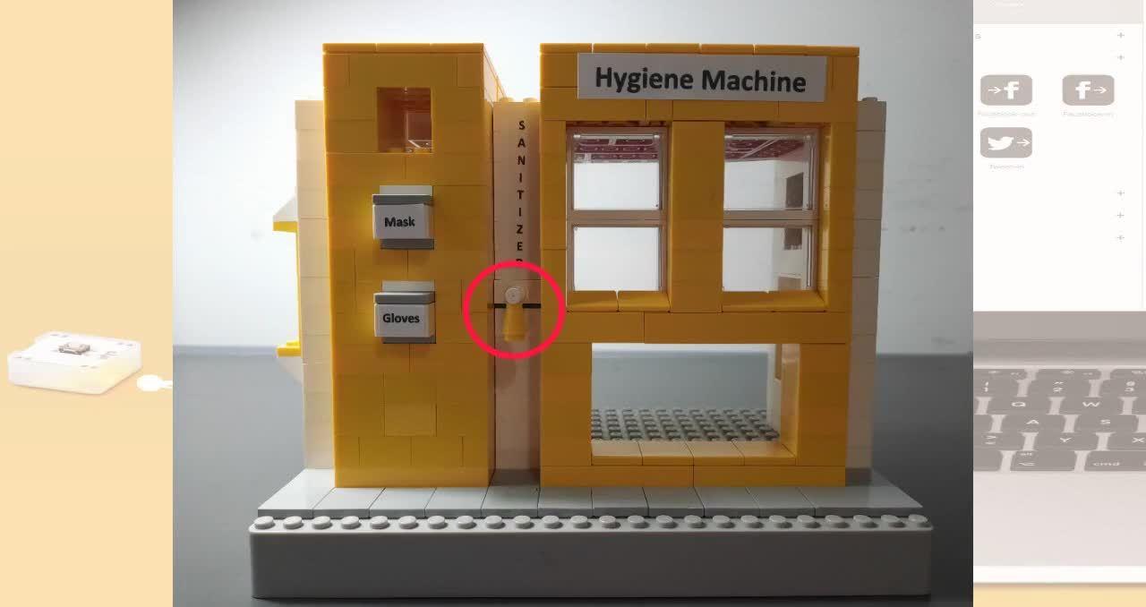 Hygiene Machine Video