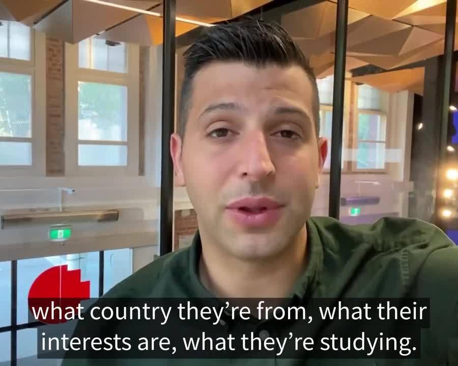 RMIT testimonial video