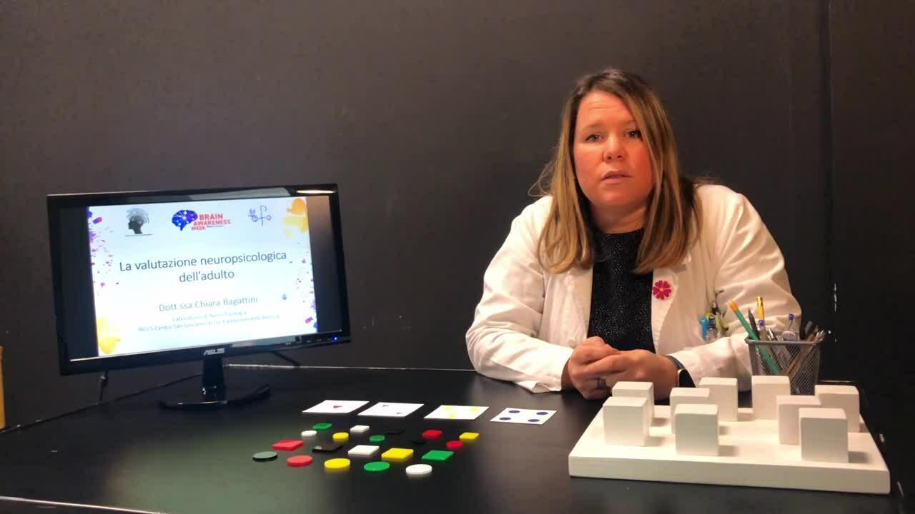 Bagattini Valutazione Neuropsicologica Chiara