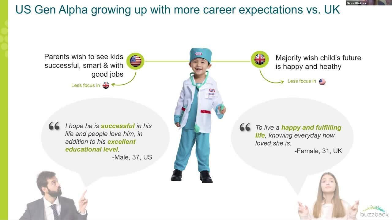 Gen Alpha - parent expectations