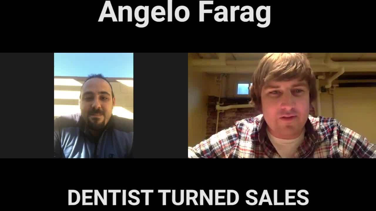 Angelo talks with Ryan OHara