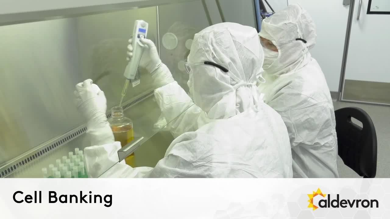 Aldevron GMP Facility Overview