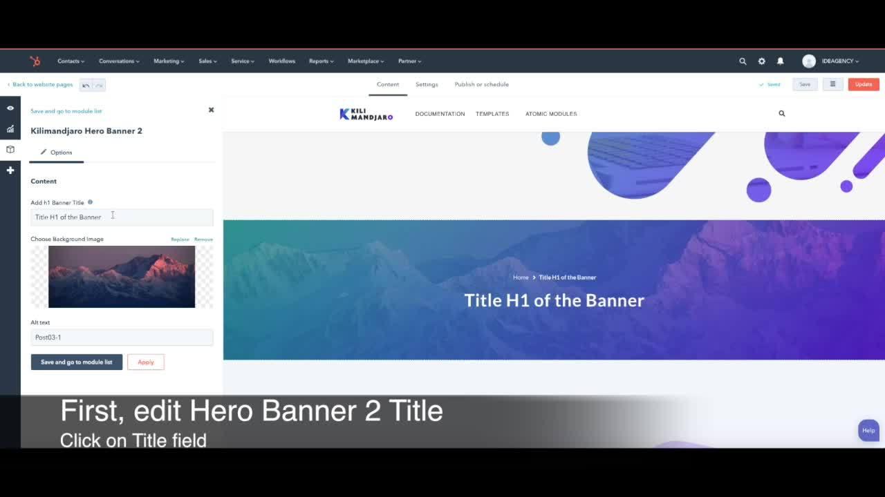 Kilimandjaro Hero Banner