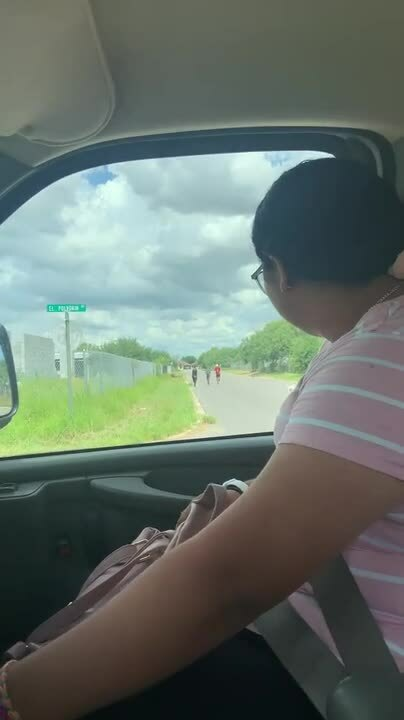 ywam tyler hope border kids running to van