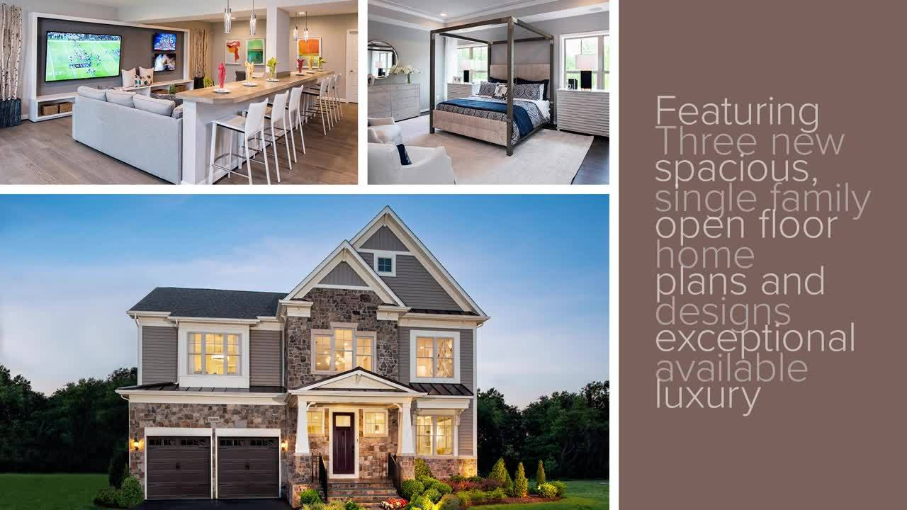 West Grove Community - Winchester Homes