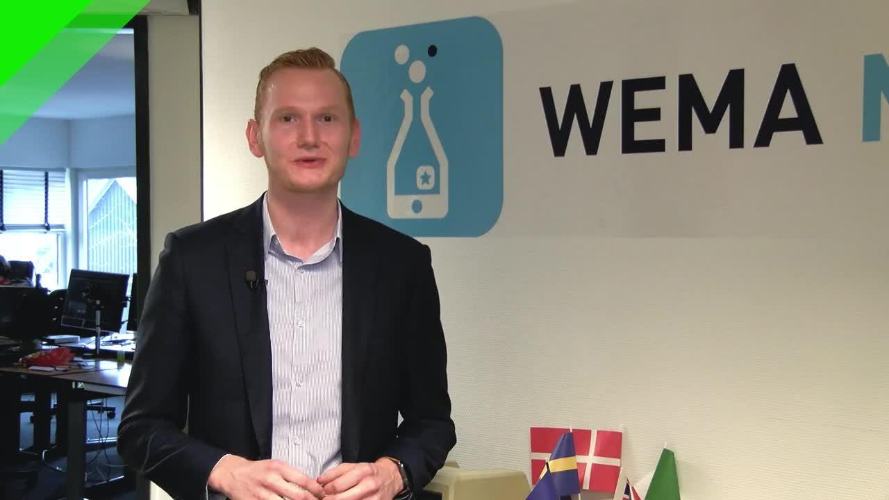 Saleshelden klant WeMa Mobile