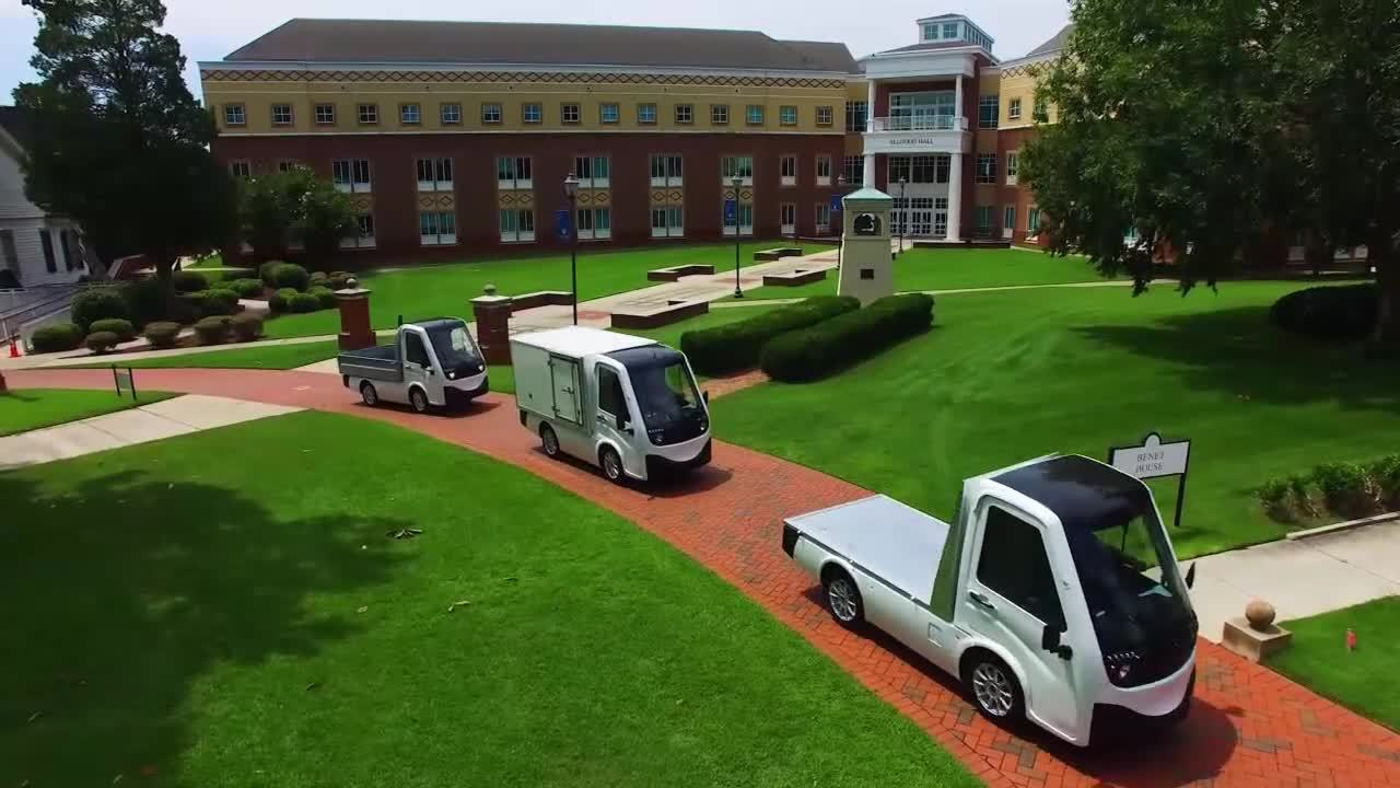 Club Car 411 Utility Vehicles 3 clips