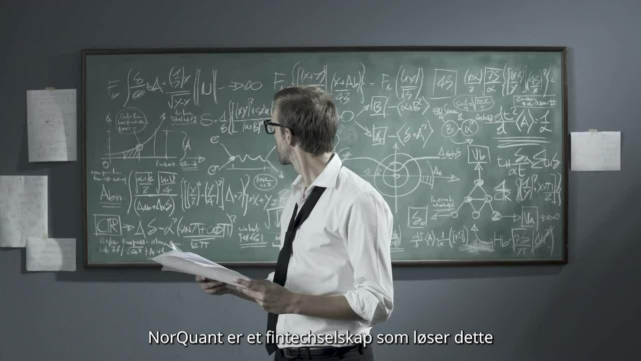 NorQuant video Q2 2021