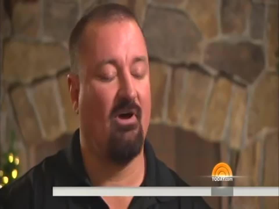 Scott Rigsby NBC Today Show