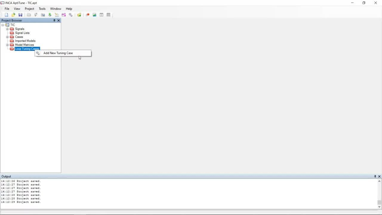 AptiTune Demo 5 - Tuning Integrating loops