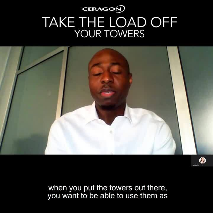 Taking The Load Off Your Towers