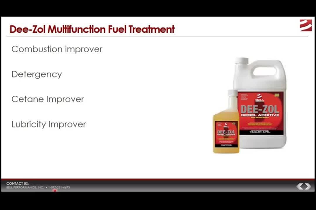 Diesel fuel treatment Deezol 0416_720 LOW