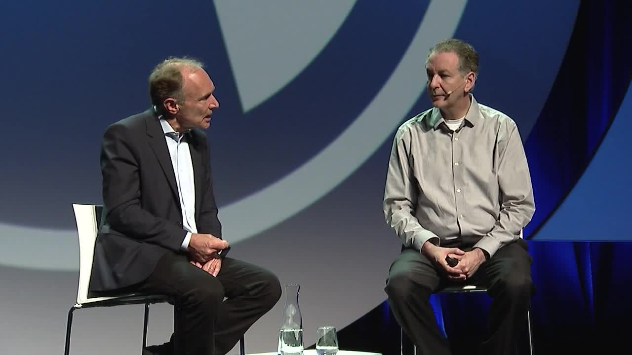 CONNECT 2018: Fireside Chat, Sir Tim Berners-Lee and MuleSoft CTO Uri Sarid
