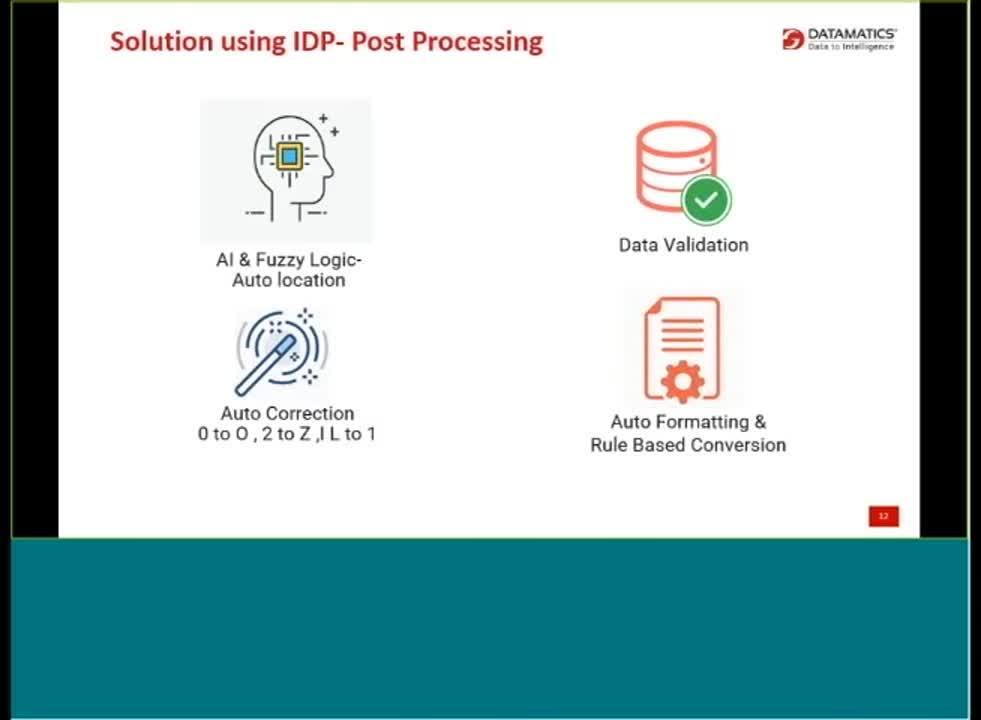 IDP Webinar