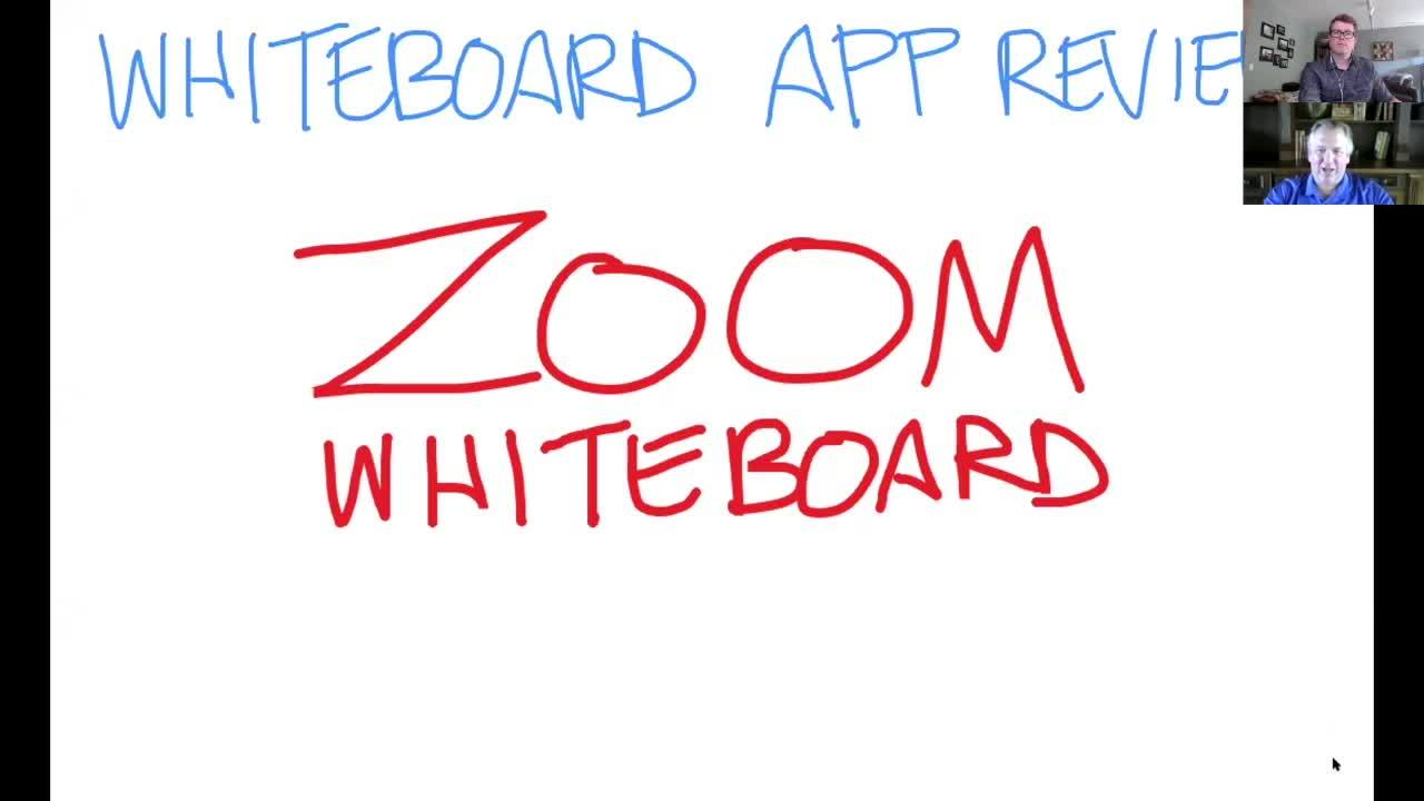 Zoom Whiteboard Review