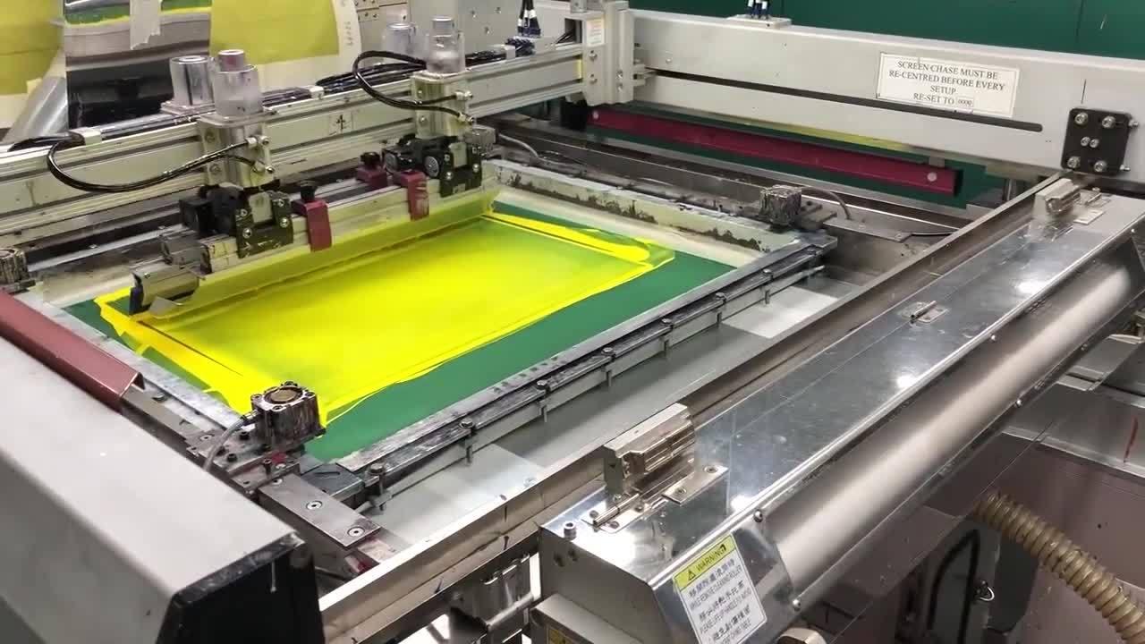 NOTUS Graphic Panel - Dye Cutting